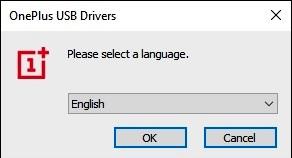 OnePlus USB Driver