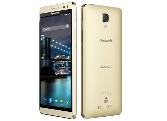 Panasonic Eluga L2 Photo