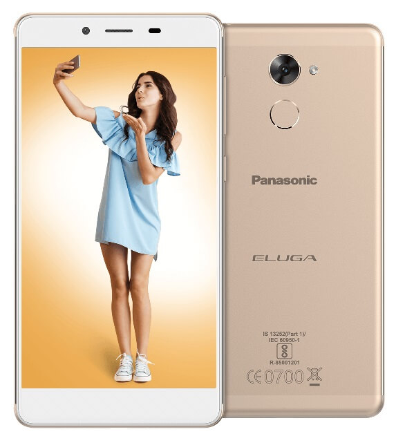 Panasonic Eluga Mark 2 Photo