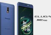 Panasonic Eluga Ray 700 Photo
