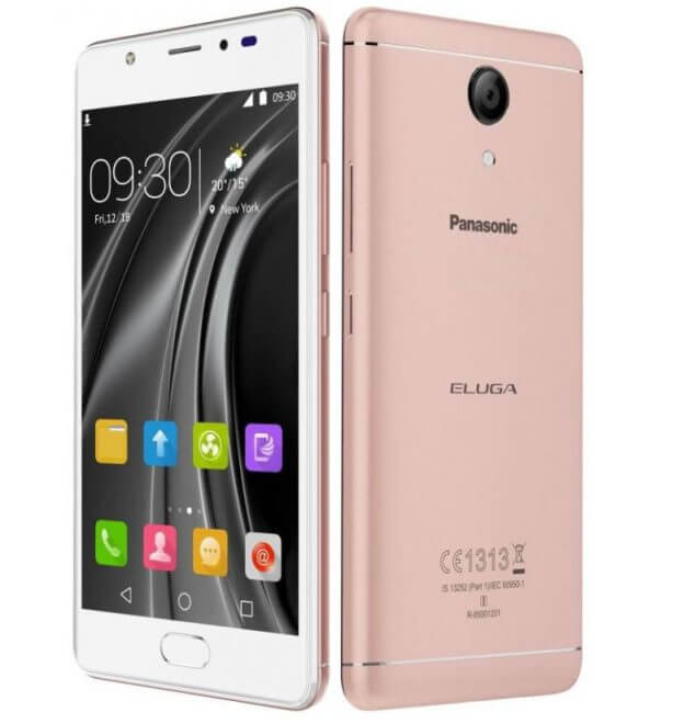 Panasonic Eluga Ray Max Photo