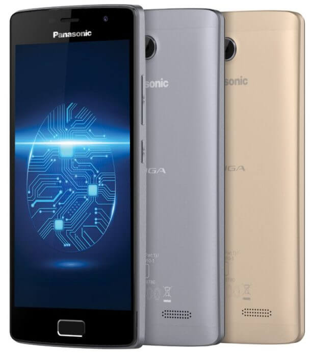 Panasonic Eluga Tapp Photo