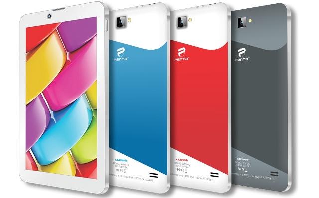 Penta T-Pad Ultra WS704Q 4G Tablet
