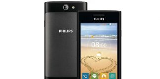 Philips S309 Photo