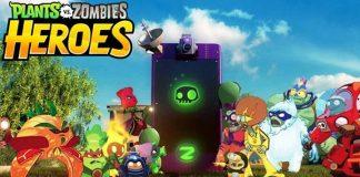 Plants vs Zombies Heroes Apk