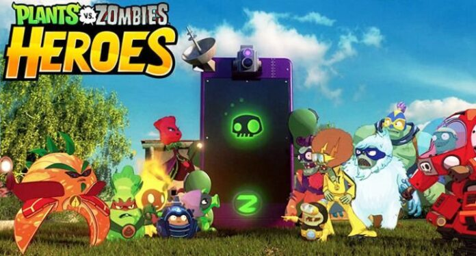 Plants vs Zombies Heroes Apk
