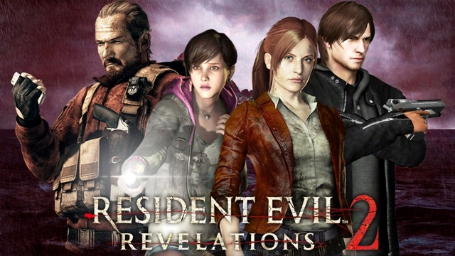 RE Revelations 2 Save Game