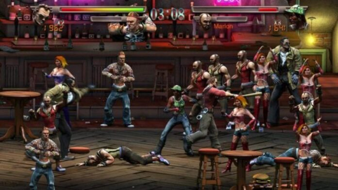 Raging Justice Save file