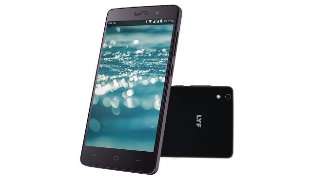 Reliance LYF Water 5 Photo