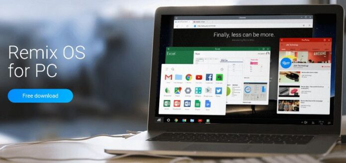 Remix OS 2 Download