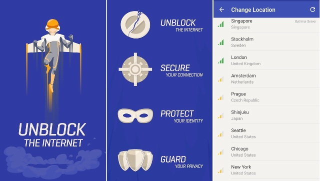 Rocket VPN apk