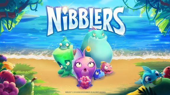 Rovio Nibblers Game