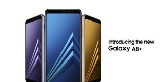 Samsung Galaxy A8 Plus Photo