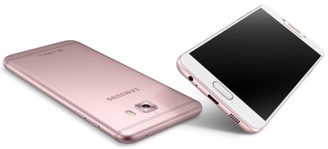 Samsung Galaxy C7 Pro Photo