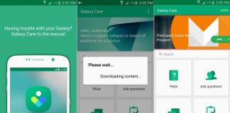 Samsung Galaxy Care Apk