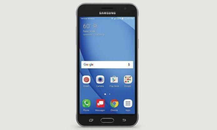 Samsung Galaxy J3 V Photo