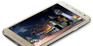 Samsung Galaxy J7 photo