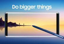 Samsung Galaxy Note8 Photo