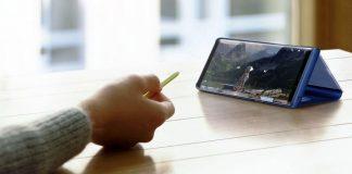 Samsung Galaxy Note9 Details