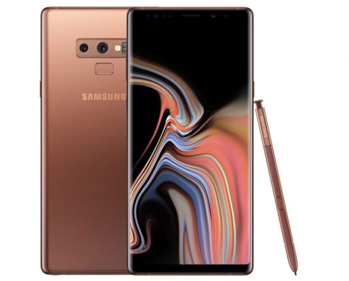 Samsung Galaxy Note9 Photo