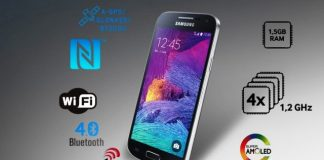 Samsung Galaxy S4 Mini Plus Photo
