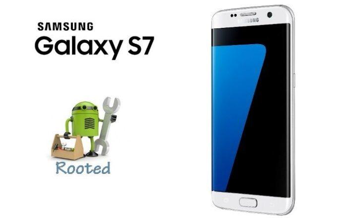 Samsung Galaxy S7 Rooting