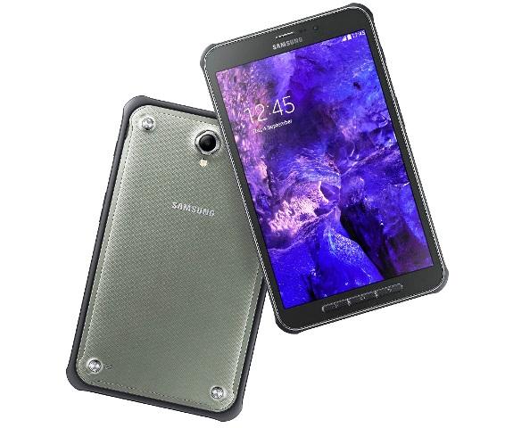 Samsung Galaxy Tab Active Photo