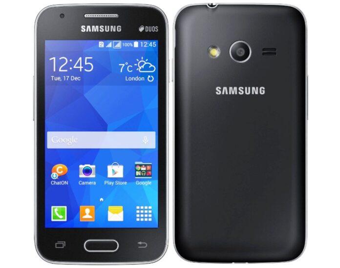 Samsung Galaxy V Photo