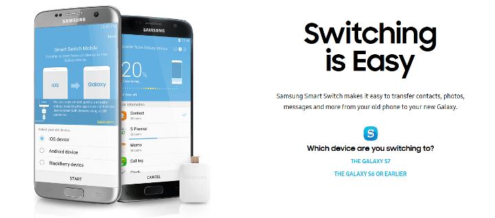 Samsung Smart Switch Download