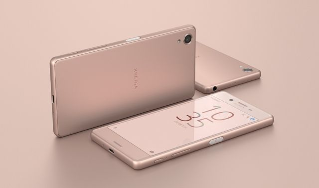 Sony Xperia X Photo
