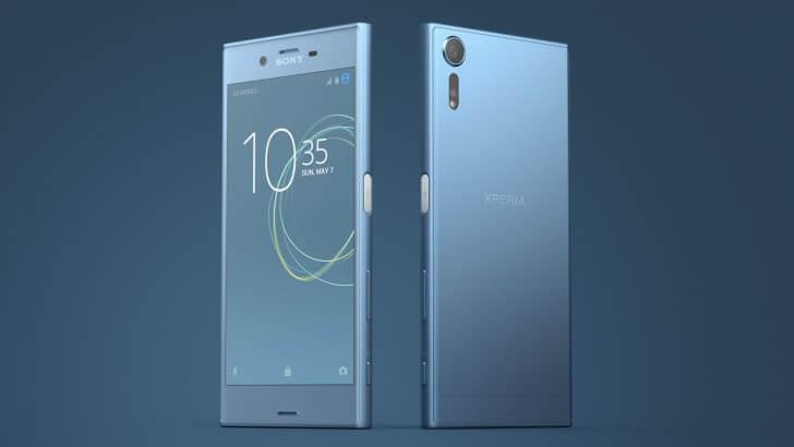 Sony Xperia XZs Photo