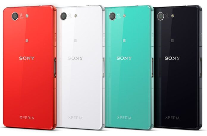 Sony Xperia Z3 compact Photo