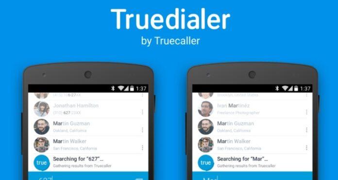 Truedialer App