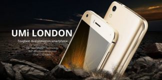 UMI London Phone