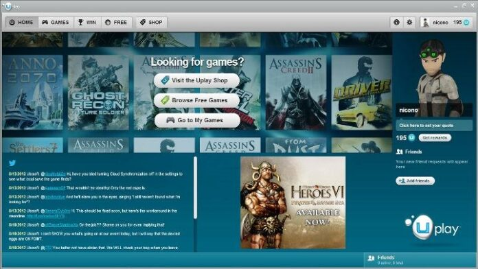 Download UPlay