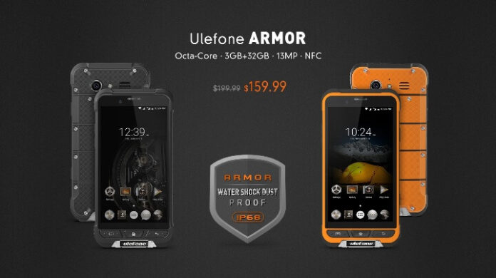 Ulefone Armor Photo1