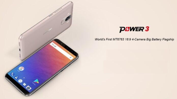 Ulefone Power 3 Photo