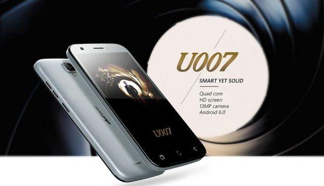 Ulefone U007 Photo