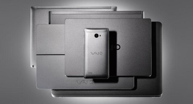 VAIO Phone Biz Photo
