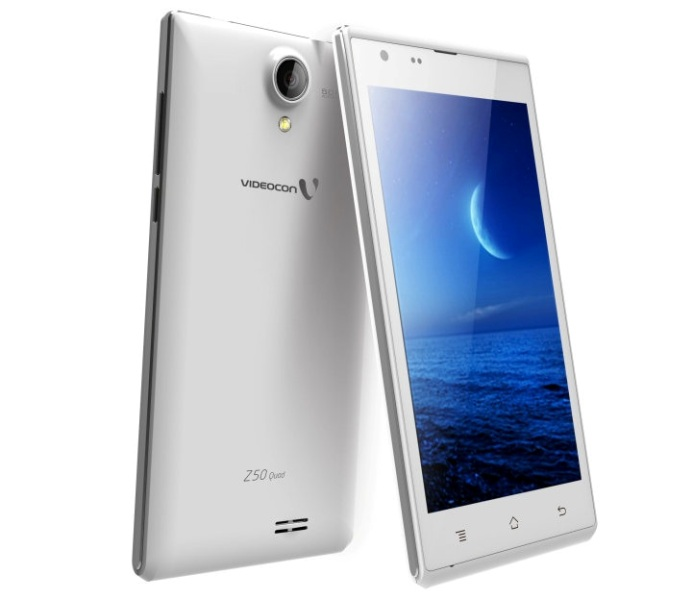 Videocon Infinium Z50 Quad Photo