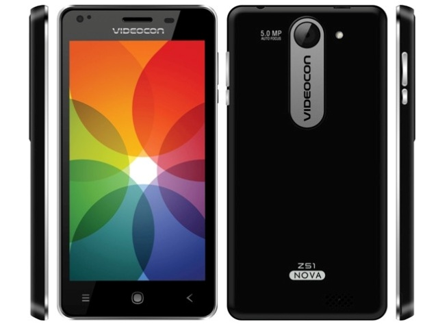 Videocon Infinium Z51 Nova Photo
