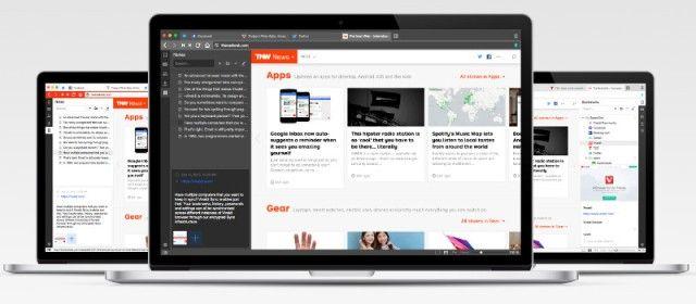 Vivaldi browser Download