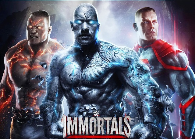 WWE Immortals Photo