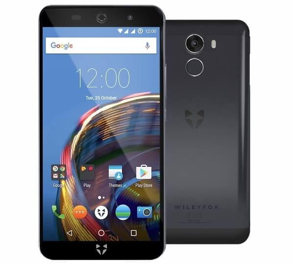Wileyfox Swift 2 Photo