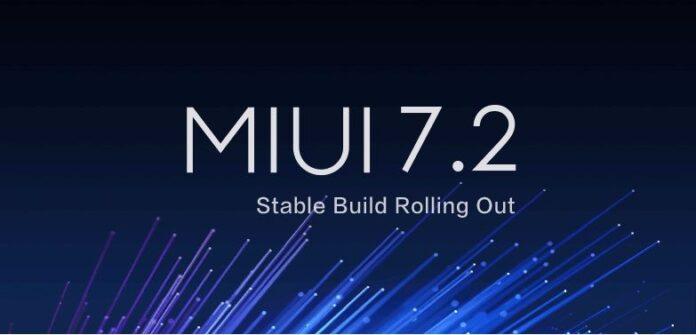 Xiaomi MIUI 7.2