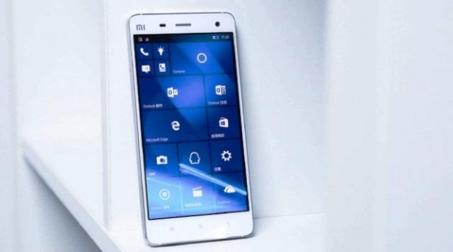 Xiaomi Mi 4 Windows 10