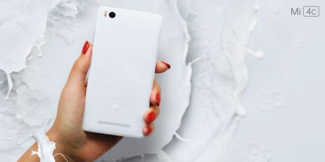 Xiaomi Mi 4C Photo
