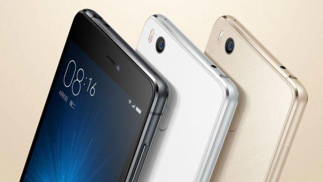 Xiaomi Mi 4S Colors