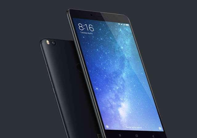 Xiaomi Mi Max 2 Photo