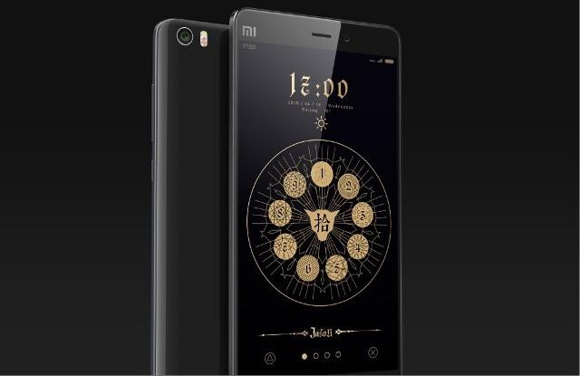 Xiaomi Mi Note Black Edition Photo